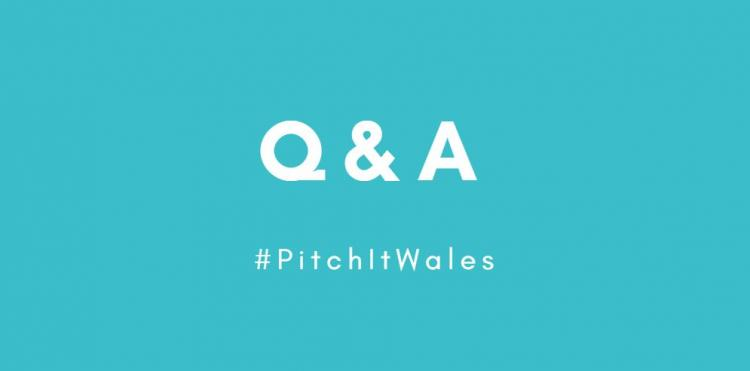 Pitch It Q&A holding image