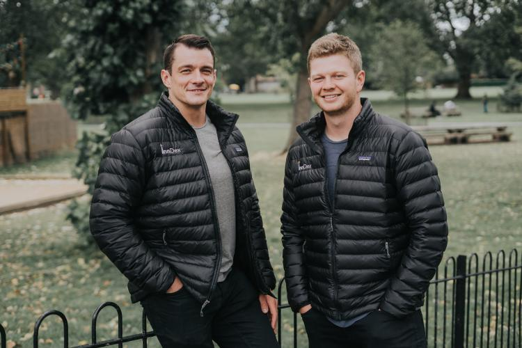 George and Aaron - innDex Founders